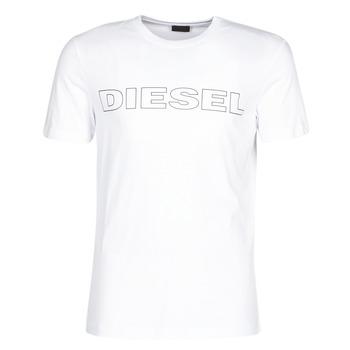 Clothing Men Short-sleeved t-shirts Diesel JAKE White