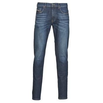 Clothing Men Slim jeans Diesel D-STRUKT Blue