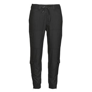 Clothing Women 5-pocket trousers Freeman T.Porter CELINE SILIANO Black