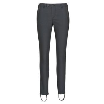 Clothing Women 5-pocket trousers Freeman T.Porter TESSA COLISH Grey