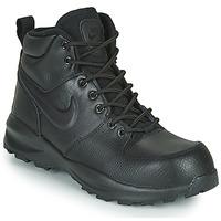 Shoes Children Low top trainers Nike MANOA LTR GS Black