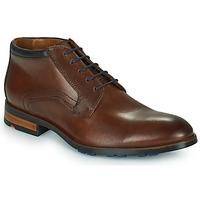 Shoes Men Mid boots Lloyd JARON Brown
