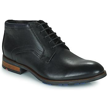 Shoes Men Mid boots Lloyd JARON Black