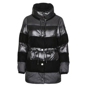 Clothing Women Duffel coats Emporio Armani 6H2B80 Black