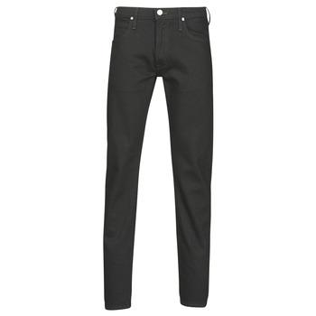 Clothing Men Straight jeans Lee DAREN Black