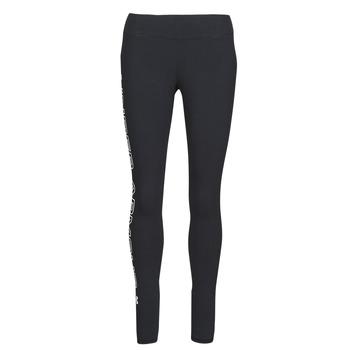 Clothing Women Leggings Under Armour UA FAVORITE WM LEGGINGS Black