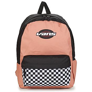 Bags Women Rucksacks Vans STREET SPORT REALM BACKPACK Pink / Dawn