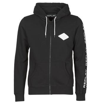 Clothing Men Sweaters Replay M3221 Black