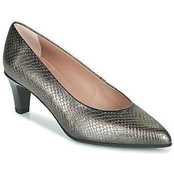 Shoes Women Heels Hispanitas BELEN-5 Silver