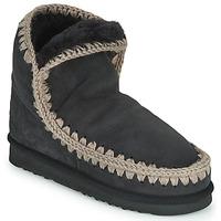 Shoes Women Mid boots Mou ESKIMO 18 Black