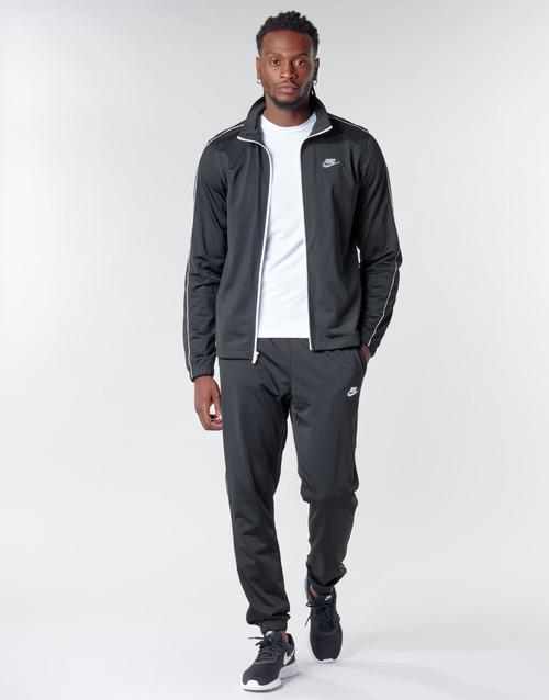 Clothing Men Tracksuits Nike M NSW SCE TRK SUIT PK BASIC Black