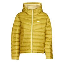 Clothing Women Duffel coats Nike W NSW WR LT WT DWN JKT Kaki