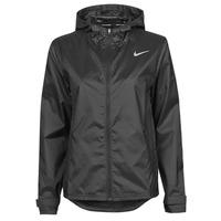 Clothing Women Macs Nike W NK ESSENTIAL JACKET Black