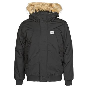 Clothing Men Jackets Element DULCEY EXPLORER Black