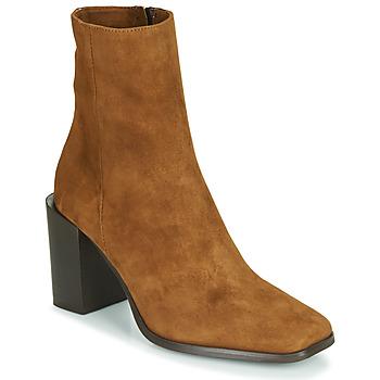 Shoes Women Ankle boots Fericelli NRETZEL Camel