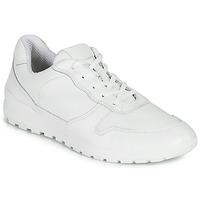 Shoes Men Low top trainers Casual Attitude NOUCHE White