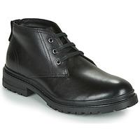 Shoes Men Mid boots Casual Attitude NENDAME Black