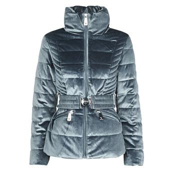 Clothing Women Duffel coats Guess THEODORA Grey / Blue
