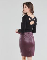 Clothing Women Tops / Blouses Guess AYADA Black