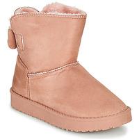 Shoes Girl Mid boots Citrouille et Compagnie NOCHO Pink