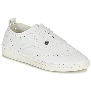 Shoes Women Espadrilles Les Petites Bombes DIVA White