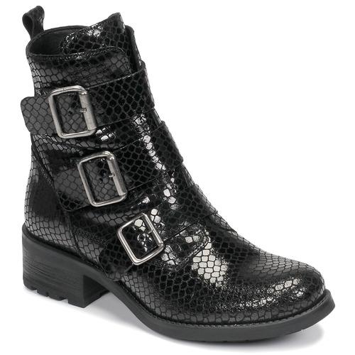 Shoes Women Mid boots Betty London NANISS Black