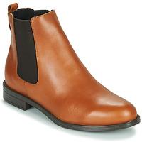 Shoes Women Mid boots Betty London NIDOLE Camel