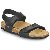 Shoes Boy Sandals Citrouille et Compagnie BELLI JOE Black