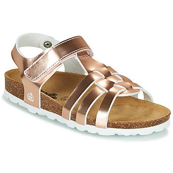 Shoes Girl Sandals Citrouille et Compagnie MALIA Pink