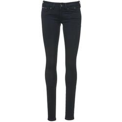 Clothing Women slim jeans Tommy Jeans SOPHIE Blue / Dark