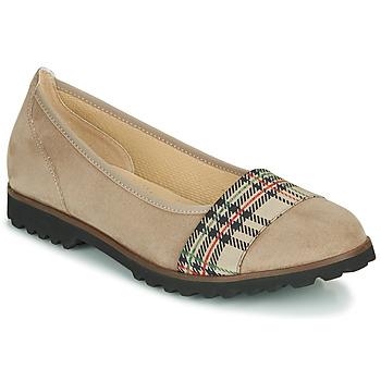 Shoes Women Flat shoes Gabor 5410642 Beige