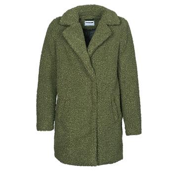 Clothing Women Coats Noisy May NMGABI Kaki