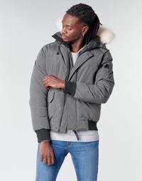 Clothing Men Duffel coats Yurban NIFFO Grey
