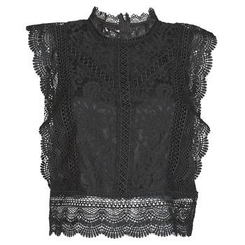 Clothing Women Tops / Blouses Only ONLKARO Black