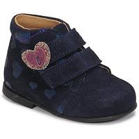 Shoes Girl Mid boots Citrouille et Compagnie NONUP Marine