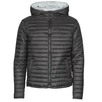 Clothing Men Duffel coats Casual Attitude NEFFLE Black