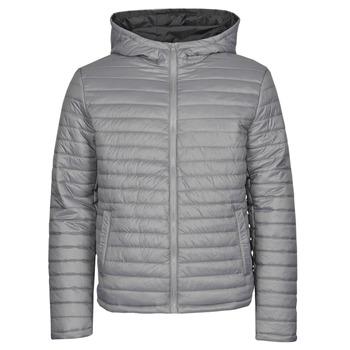 Clothing Men Duffel coats Casual Attitude NEFFLE Grey
