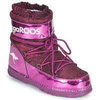 Shoes Women Mid boots Kangaroos K-MOON Purple