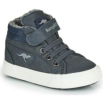 Shoes Boy Hi top trainers Kangaroos KAVU I Blue