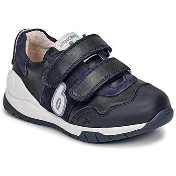 Shoes Children Low top trainers Biomecanics DEPORTIVO BASICO Marine