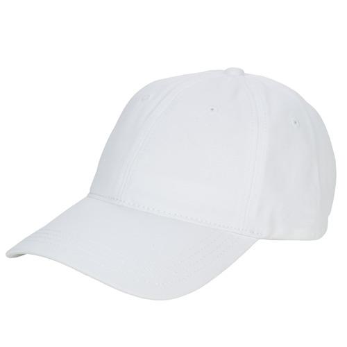 Clothes accessories Men Caps Lacoste RK4709 White