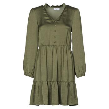 Clothing Women Short Dresses Betty London NULIE Kaki