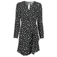 Clothing Women Short Dresses Betty London NOELINE Black / White