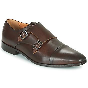 Shoes Men Derby Shoes Carlington NOMINUS Brown