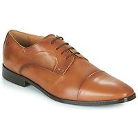 Shoes Men Derby Shoes Carlington NOMINEM Camel