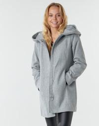 Clothing Women Coats Vero Moda VMDAFNEDORA Grey