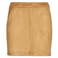 Clothing Women Skirts Vero Moda VMDONNADINA Cognac
