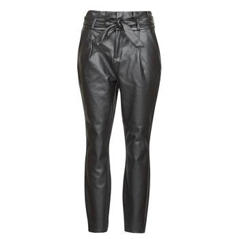 Clothing Women Chinos Vero Moda VMEVA Black