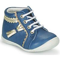 Shoes Girl Hi top trainers GBB ACINTA Blue