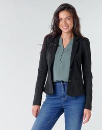 Clothing Women Jackets / Blazers Only ONLPOPTRASH BLAZER Black